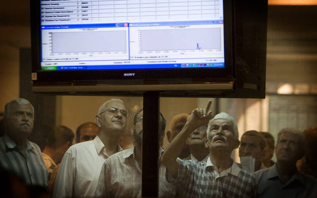 Iraq index rises for the fifth consecutive session
