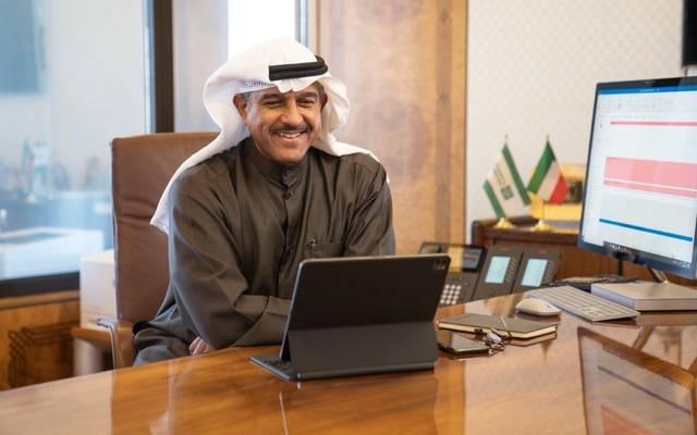 """عبدالوهاب عيسى الرشود، الرئيس التنفيذي بالتكليف لمجموعة """"بيتك"""""""