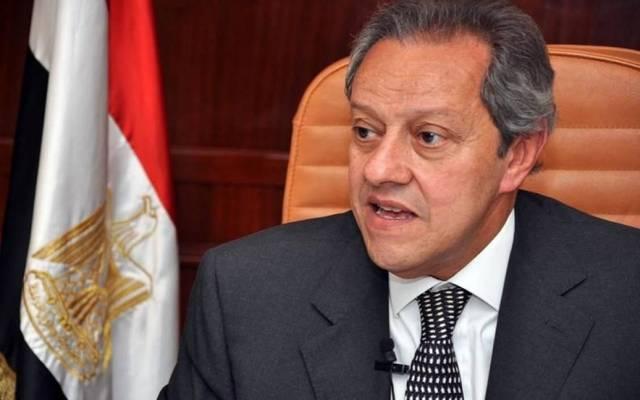 منير فخري عبد النور وزير الصناعة الأسبق - أرشيفية
