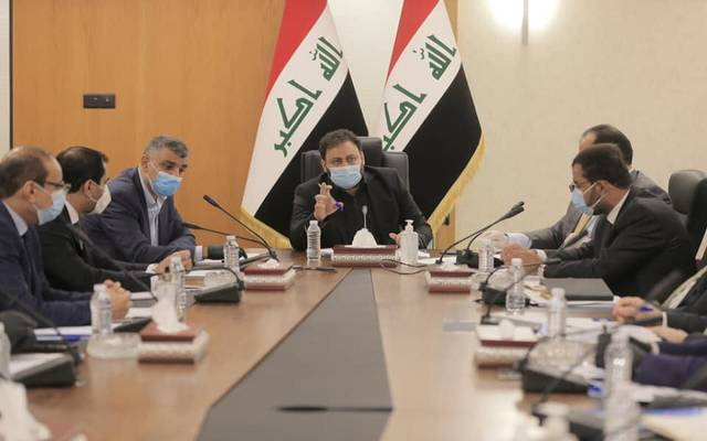 النائب الأول لرئيس مجلس النواب العراقي، حسن كريم الكعبي، يترأس أولى جلسات اللجنة التحقيقية في قطاع الكهرباء