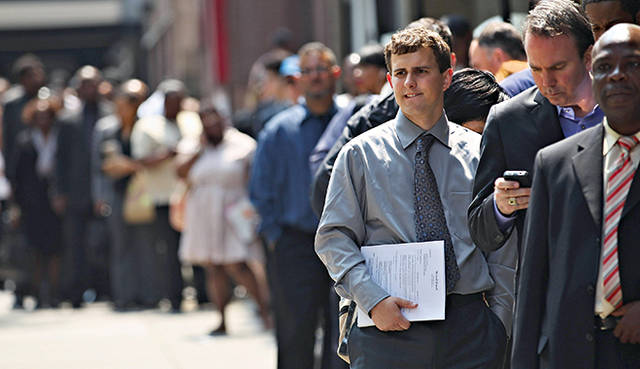 US jobless claims post fifth weekly drop
