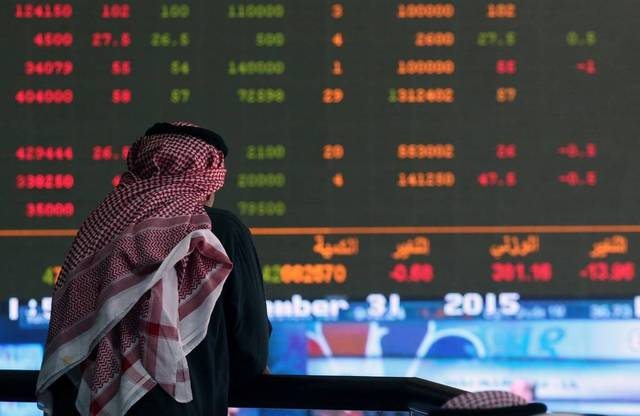 The banking sector's stocks have seen profit-taking, mainly Al Rajhi Bank and Samba Financial Group