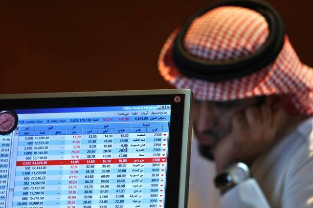 TASI closed Sunday's trading session at 6,872.16 points
