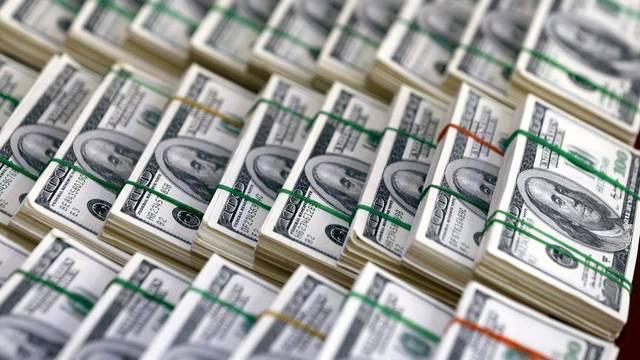 على أساس سنوي سجلت تلك الاستثمارات الإماراتية بالسندات الأمريكية تراجعاً بنسبة 6.8%