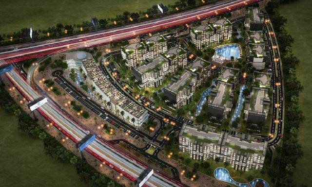 The company is building a residential project with investments of EGP 1.5 billion