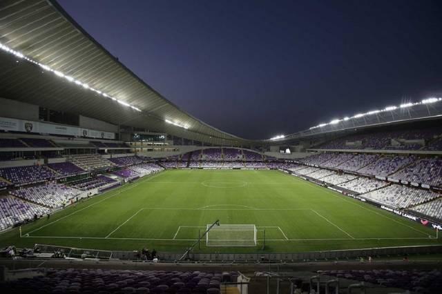 Fujairah to build AED 100m stadium