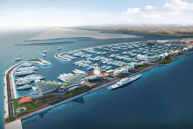 ميناء في إمارة دبي