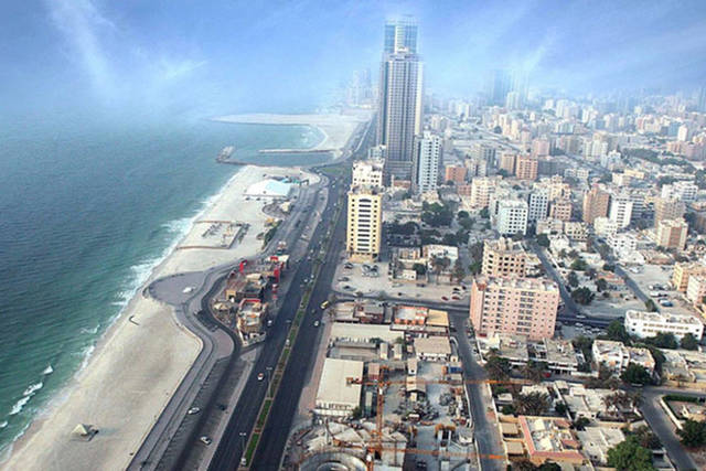 Apartment rents declined in Ajman