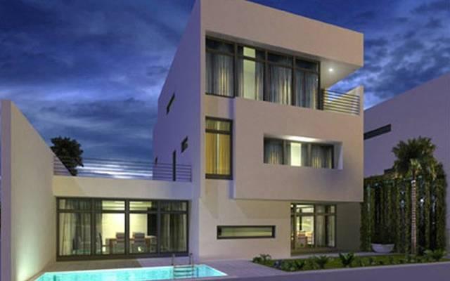 """فلل أكاسيا ، أحد مشاريع """"أبيار للتطوير العقاري"""" في دبي بدولة الإمارات"""
