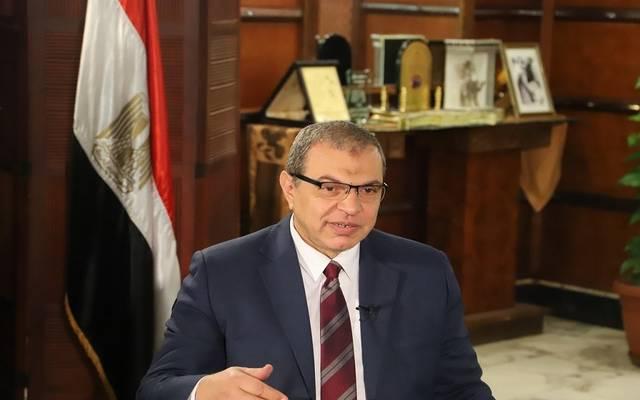 وزير القوى العاملة المصري محمد سعفان - أرشيفية