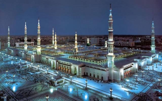 الحرم النبوي- أرشيفية