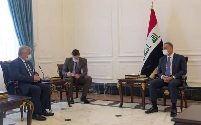 الكاظمي: العراق يطمح إلى علاقات أكبر مع روسيا