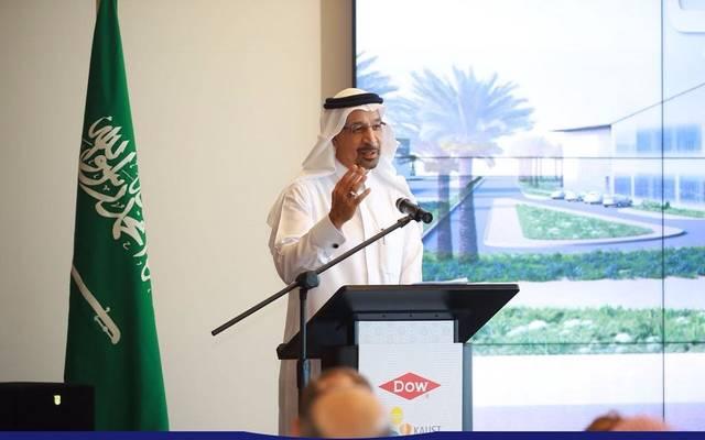 وزير الطاقة والصناعة والثروة المعدنية السعودي خالد الفالح - أرشيفية