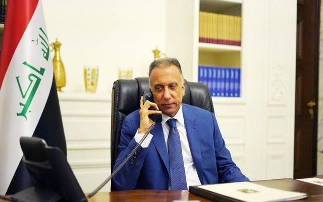 رئيس مجلس الوزراء العراقي، مصطفى الكاظمي يتلقى اتصالا هاتفيا من نظيره السويدي