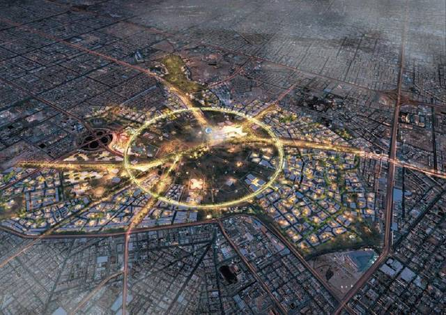King Salman Park will be built on the grounds of the old airport of Riyadh