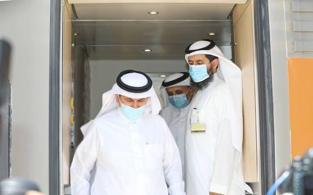 وزير النقل السعودي صالح بن ناصر الجاسر - أرشيفية
