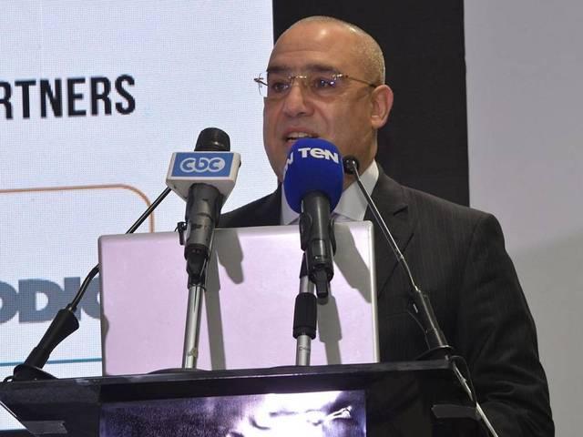 Minister of Housing Assem El-Gazzar