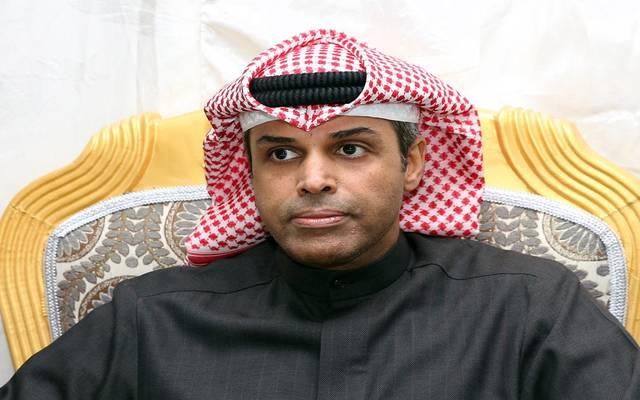 وزير النفط والكهرباء والماء الكويتي خالد الفاضل