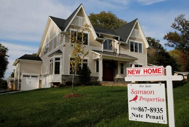 US new house sales drop 6.9% in January