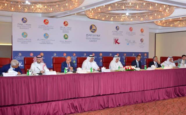 ترتيب قرض بقيمة 25 مليون دينار من البحرين الوطني ، بضمان رهن ممتلكات بقيمة 100 مليون دينار