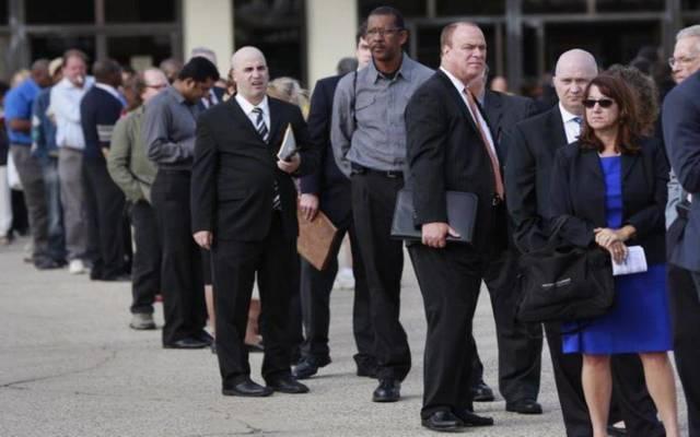 تراجع قوي لطلبات إعانة البطالة في الولايات المتحدة