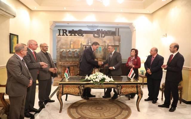 الأردن والعراق يتفاهمان بشأن الاستخدامات السلمية للطاقة الذرية