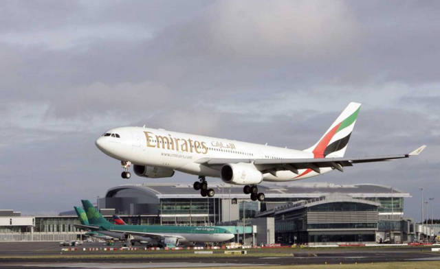 الإمارات توضح حقيقة سقوط طائرة في دبي