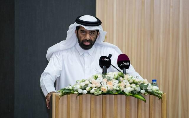 صالح بن محمد النابت رئيس جهاز التخطيط والإحصاء القطري