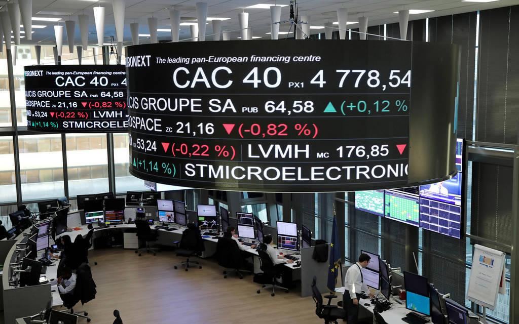 محدث.. الأسهم الأوروبية ترتفع بالختام مع الكشف عن نتائج أعمال