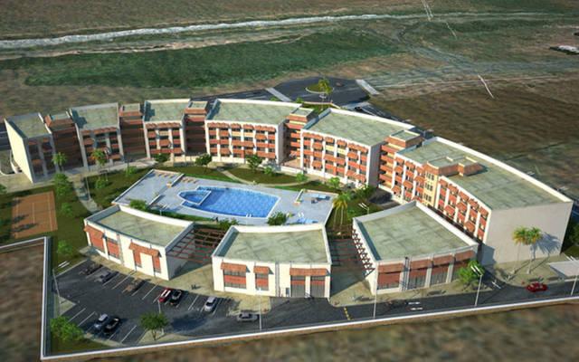 أحد مشاريع الشركة بالمملكة المغربية