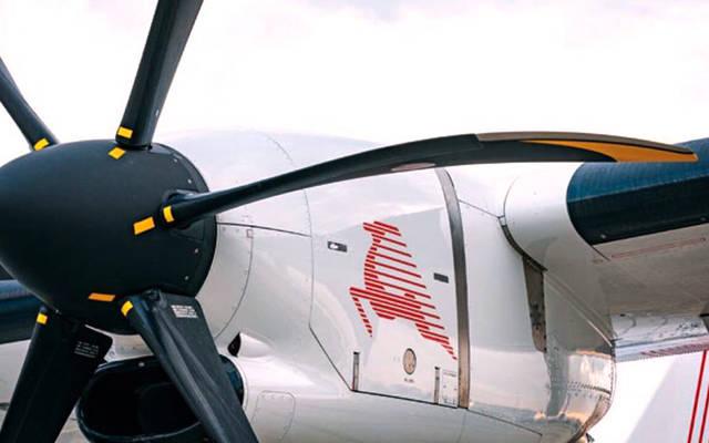 إحدى الطائرات بأسطول الخطوط التونسية
