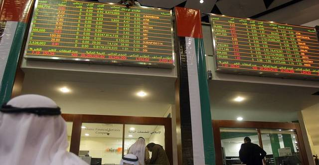 The ADX main index rose by about 3.14%