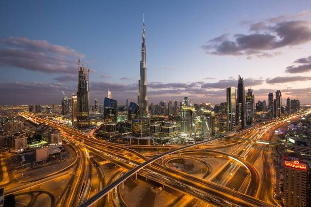 The seasonally adjusted Emirates NBD Dubai Economy Tracker Index increased to 57.9 in April