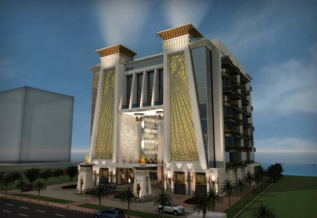 يعد الفندق الجديد واحداً من سلسلة فنادق تطورها مجموعة شركات نيو دبي