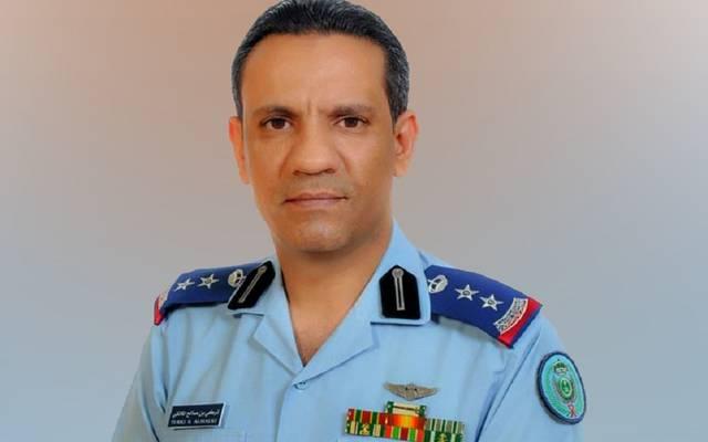 المتحدث الرسمي باسم قوات تحالف دعم الشرعية باليمن العقيد الركن تركي المالكي - أرشيفية