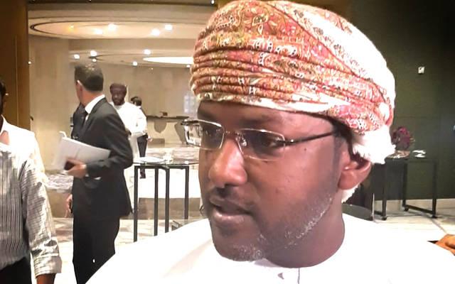 الرئيس التنفيذي للبنك المركزي العُماني طاهر العمري