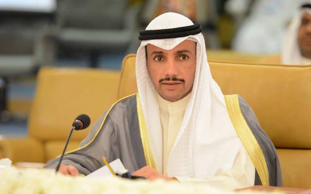مرزوق علي الغانم رئيس مجلس الأمة الكويتي