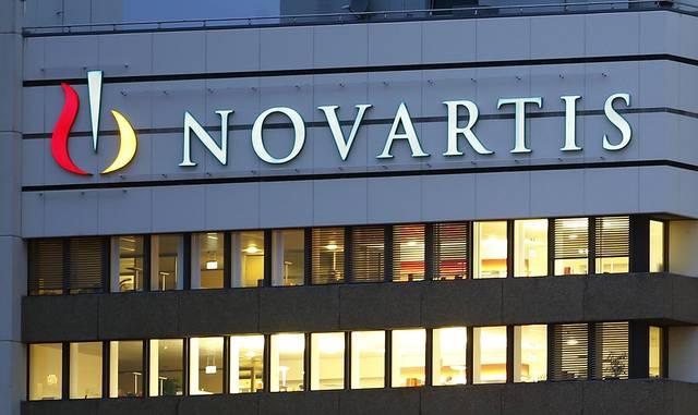 Novartis' net income climbs 8% in Q3