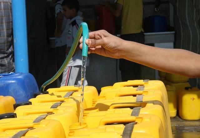 قطع المياه 12 ساعة عن مدينة دمنهور يوم الخميس