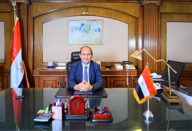 عمرو نصار وزير التجارة المصري