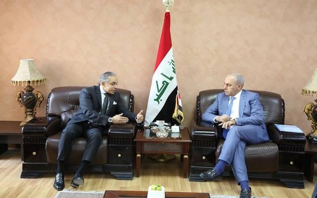 العراق يبحث الاستفادة من تجربة مصر في معالجة العشوائيات
