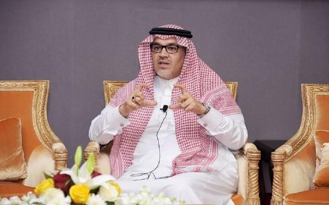 فهد السيف - رئيس مكتب إدارة الدين العام بوزارة المالية السعودية
