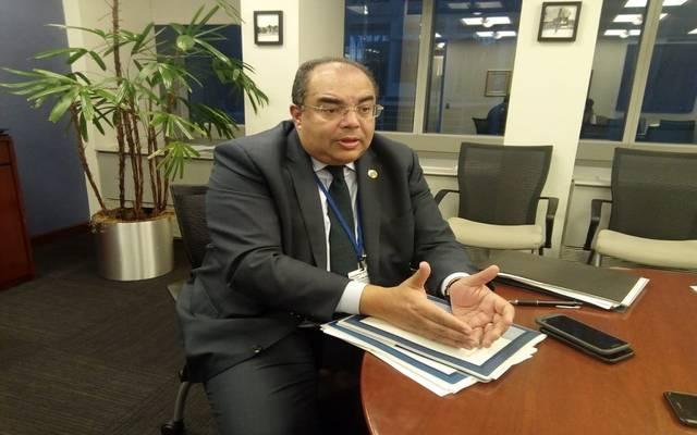 النائب الأول لرئيس البنك الدولي محمود محي الدين - أرشيفية
