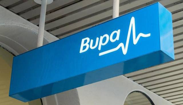 Bupa is the top health insurer in Saudi Arabia