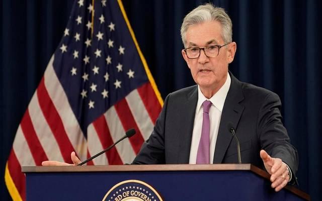 باول: لا تغيير بمعدل الفائدة طالما استمر الوضع الاقتصادي الحالي