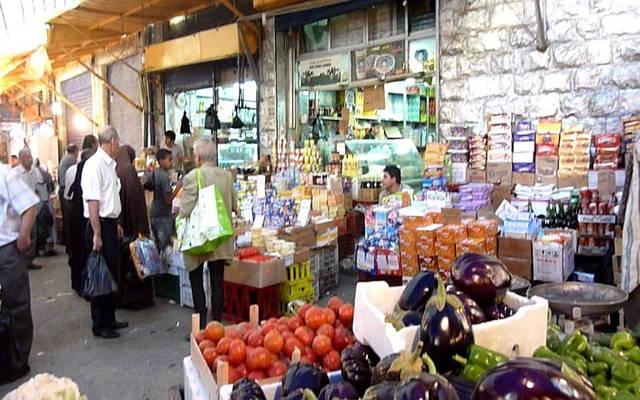 إحدى الأسواق الأردنية - صورة أرشيفية