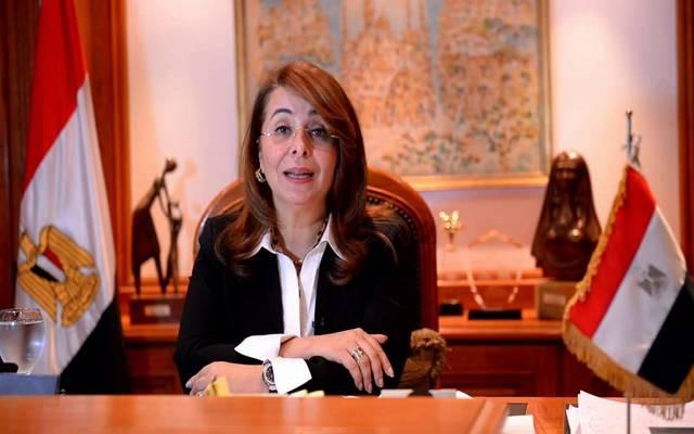 وزير التضامن الاجتماعي، غادة والي