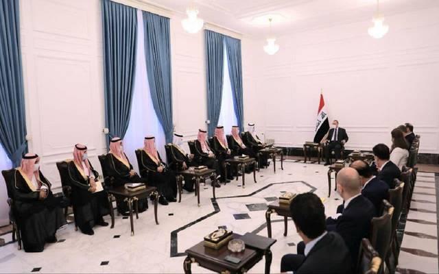 رئيس الوزراء العراقي: الباب مفتوح أمام استثمارات الشركات السعودية