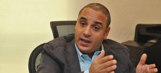 حاتم سمير الرئيس التنفيذي لشركة جلوبال ليس للتأجير التمويلي
