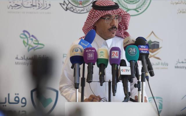 الدكتور محمد العبدالعالي المتحدث الرسمي لوزراة الصحة السعودية